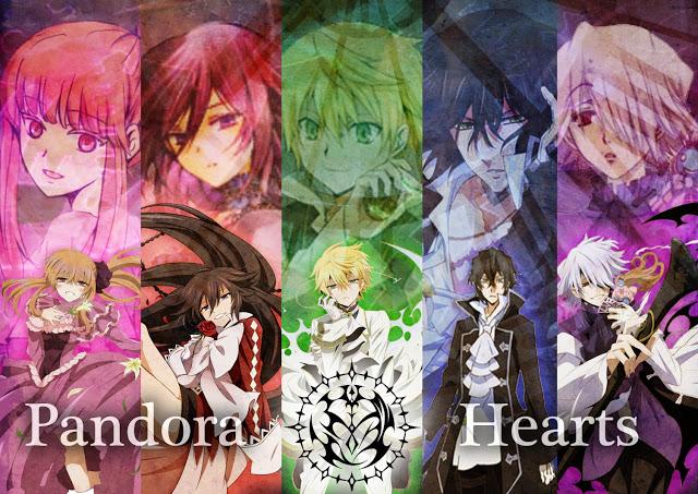 OtakuDesastrado Wallp. Pandora Hearts  38