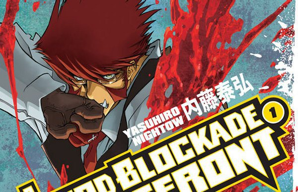 Blood Blockade Battlefront Wallpaper